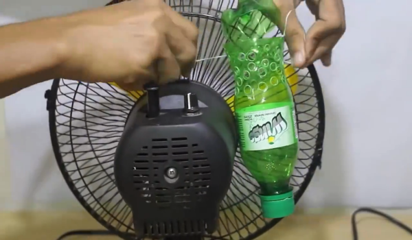 cách làm máy lạnh mini tự chế
