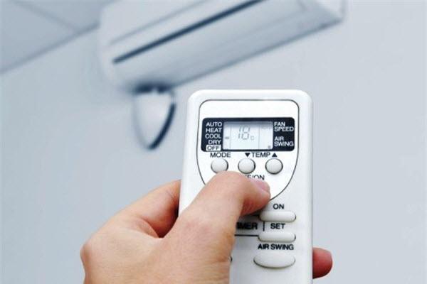 máy lạnh không nhận tín hiệu từ remote