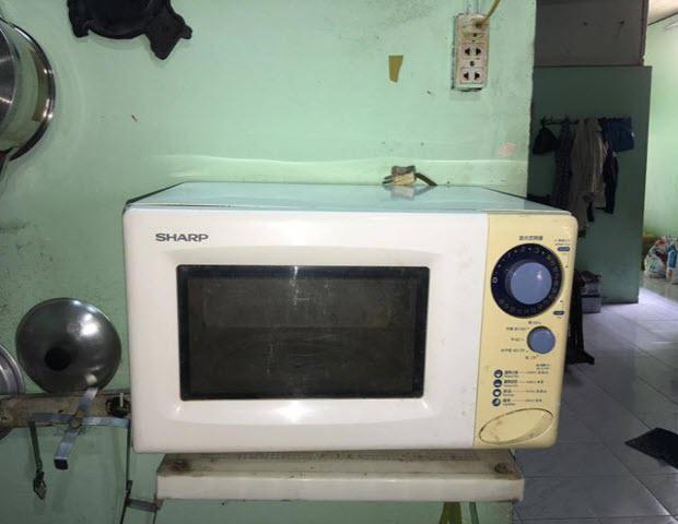 sửa chữa lò vi sóng - tài điện lạnh