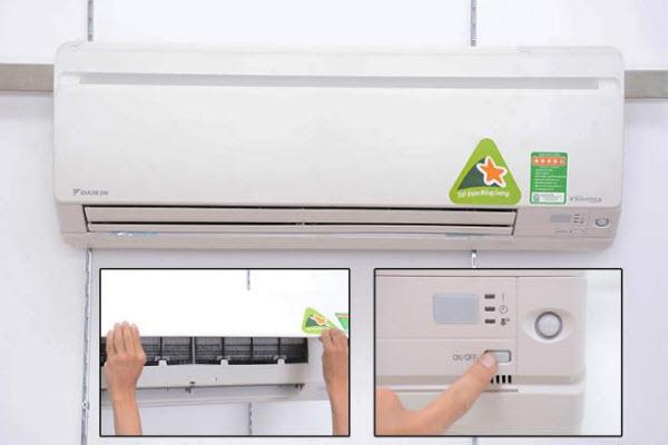 bệnh thường gặp trên máy lạnh
