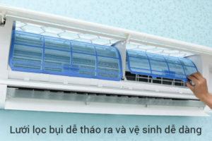 Máy lạnh Panasonic Inverter 2 HP CU/CS-U18SKH-8
