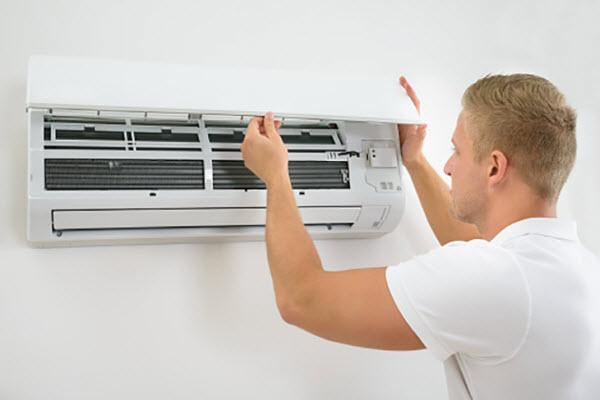 máy lạnh chạy một lúc rồi tắt