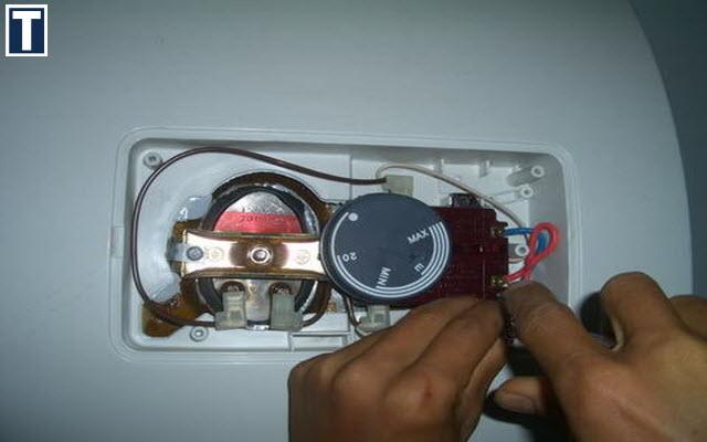 điện trở máy nước nóng